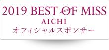 2019 ベスト・オブ・ミス愛知大会 オフィシャルサイト